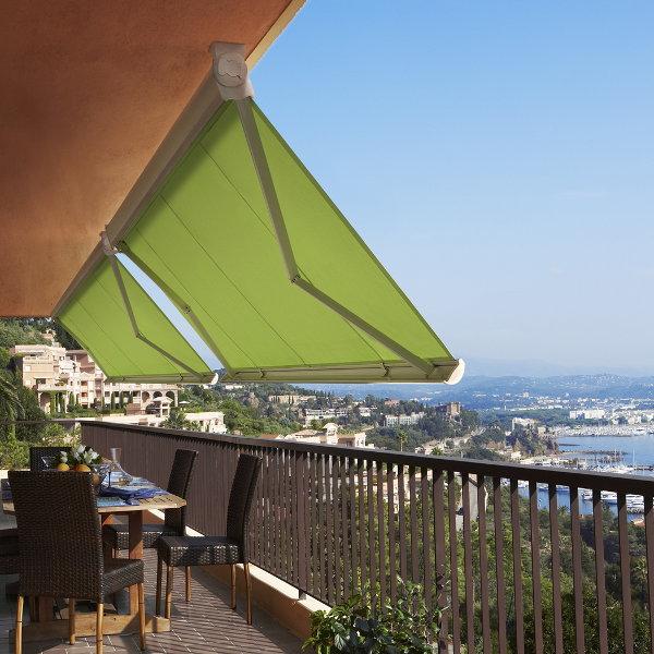 store banne balcon f ria anis. Black Bedroom Furniture Sets. Home Design Ideas