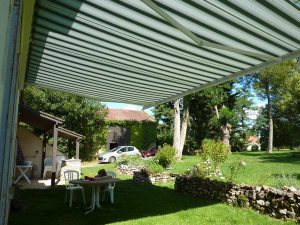 store banne ultima leds - ombre terrasse