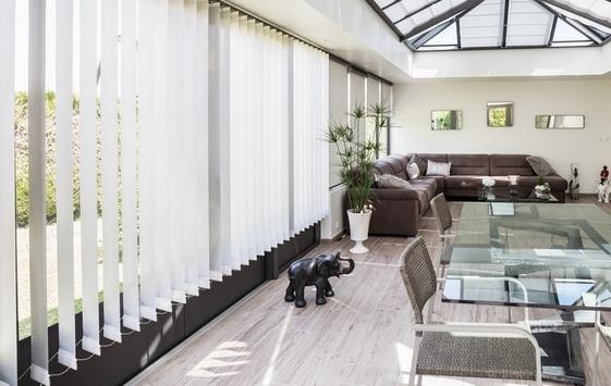 store solaire de veranda